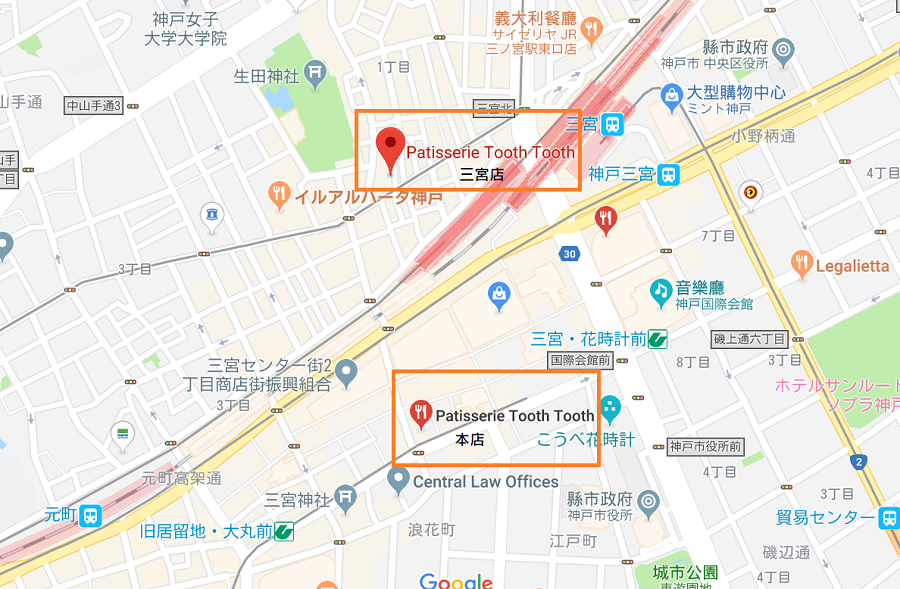 patisserie tooth tooth地圖.png