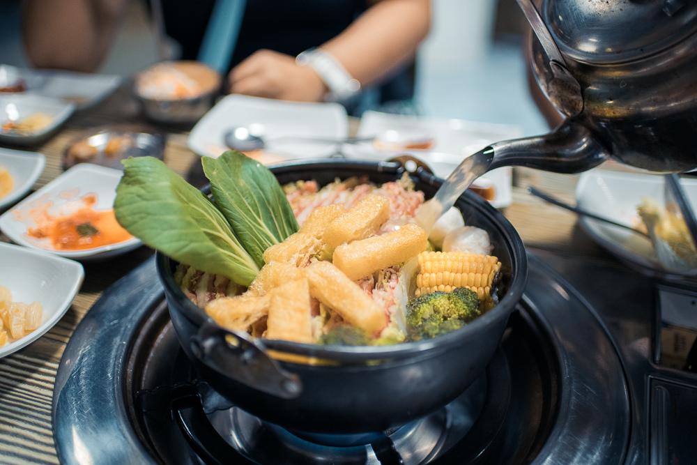 Poong Ryu 千層火鍋