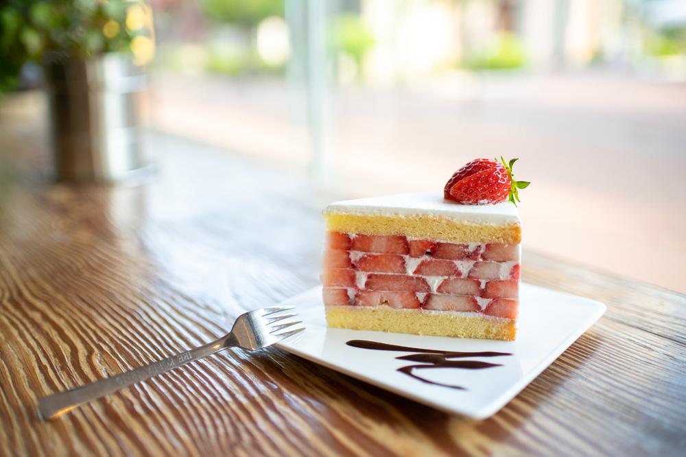 大邱草莓蛋糕