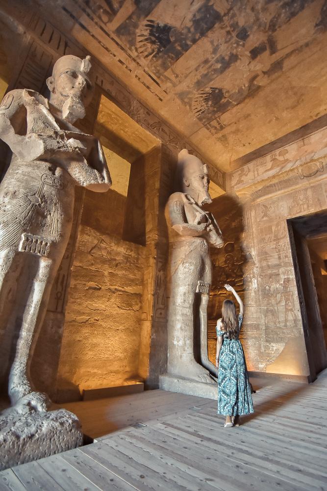 拉美西斯二世大神殿