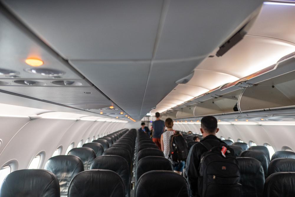 越捷航空搭乘心得