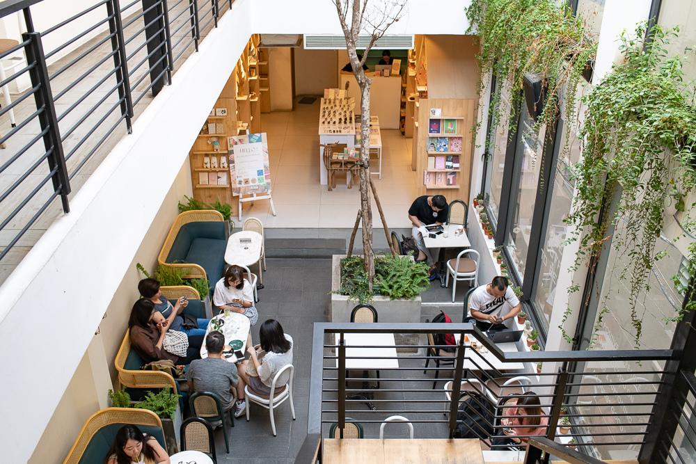 峴港咖啡廳