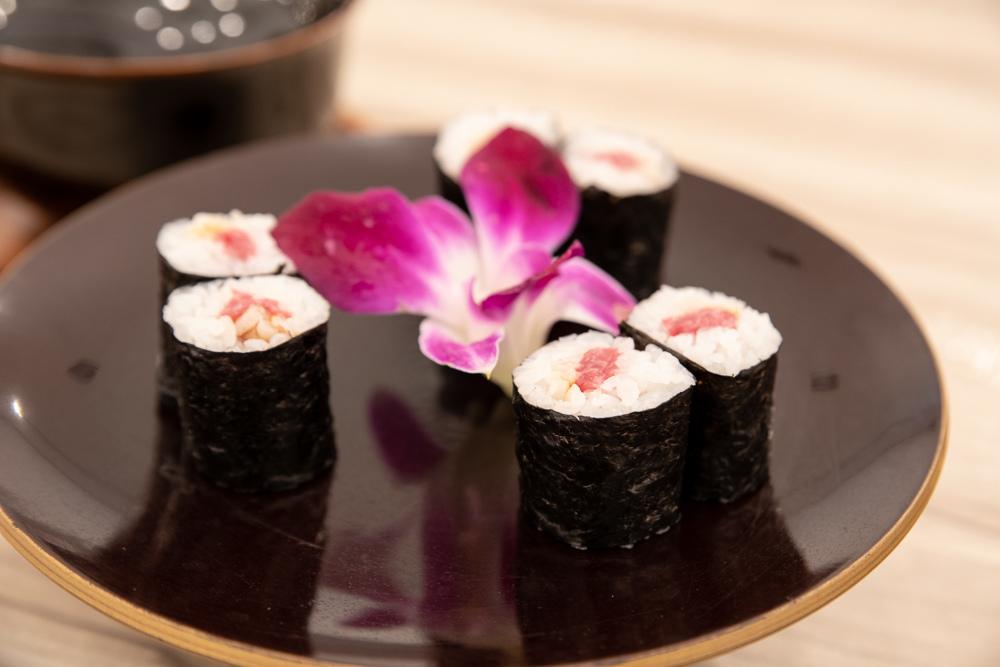 日本和牛壽司卷