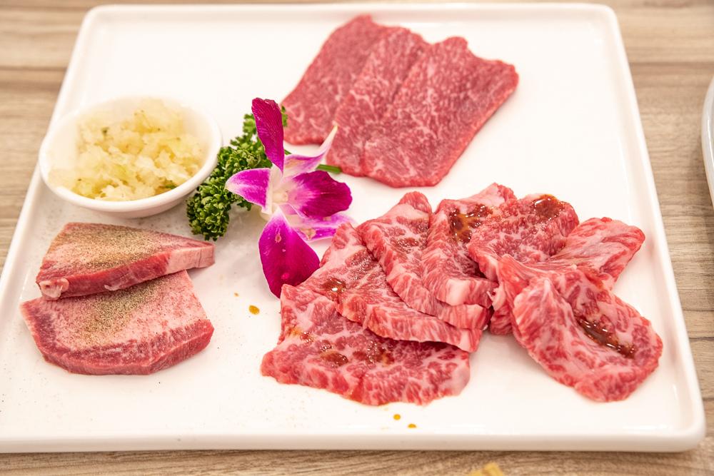 華屋燒肉探索套餐