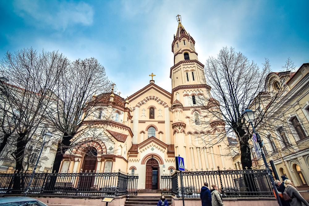 聖尼古拉斯東正教堂