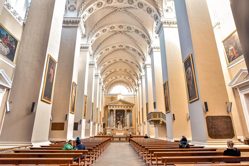 維爾紐斯主教座堂