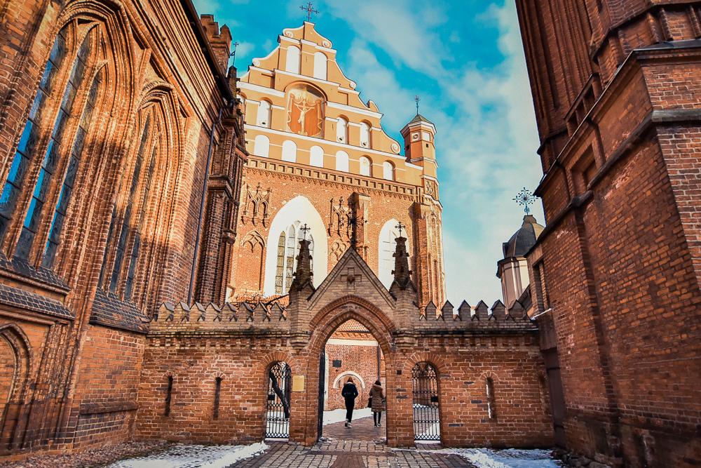 伯納德教堂及修道院
