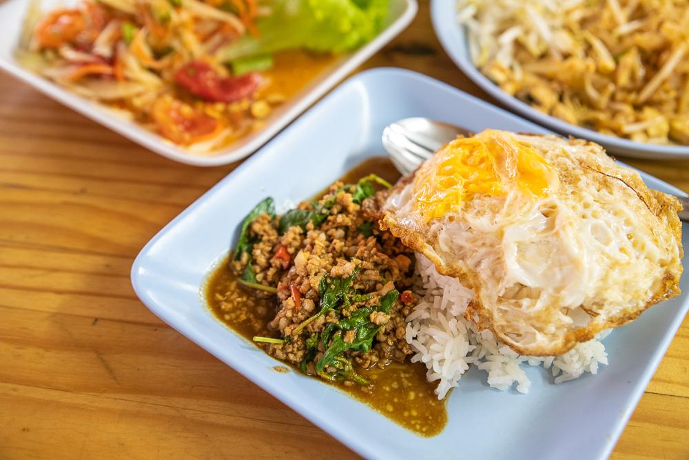 曼谷便宜泰式料理