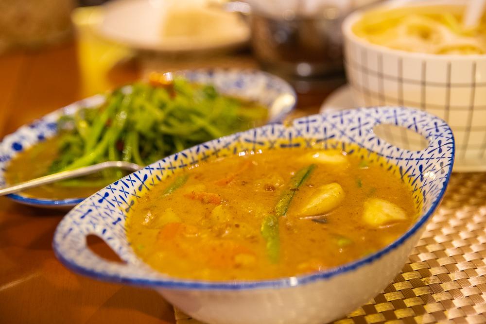曼谷素食餐廳