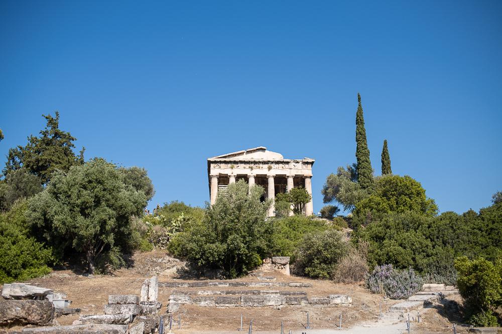 赫菲斯托斯神殿