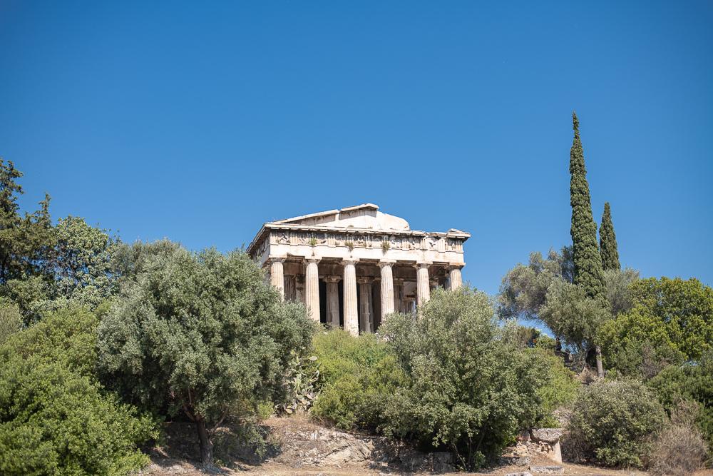 雅典古市集
