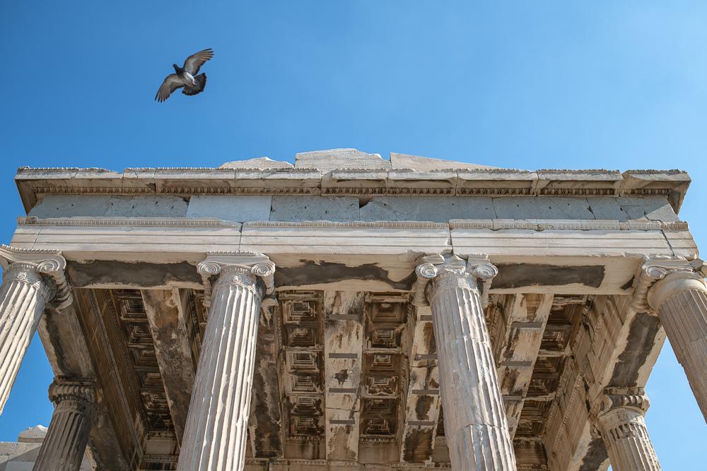 艾雷克提歐神殿
