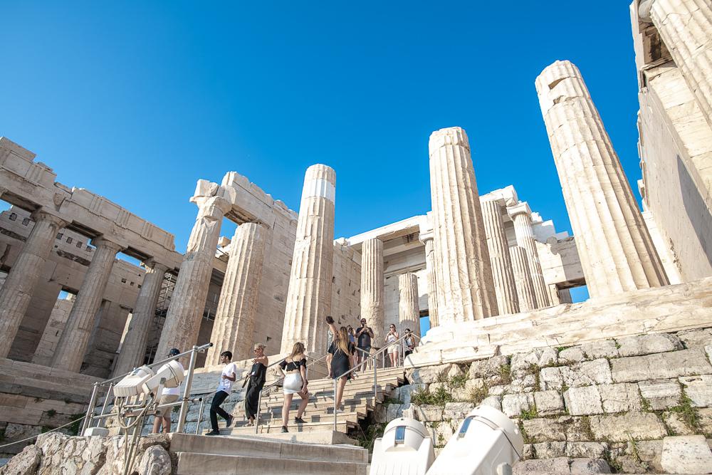 雅典衛城山門