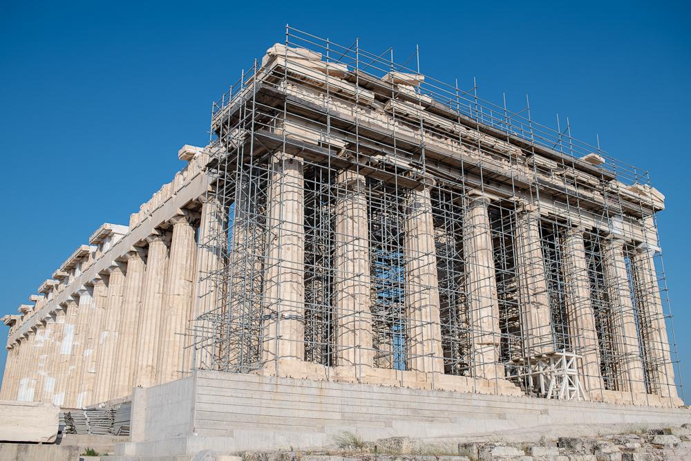 帕德嫩神殿