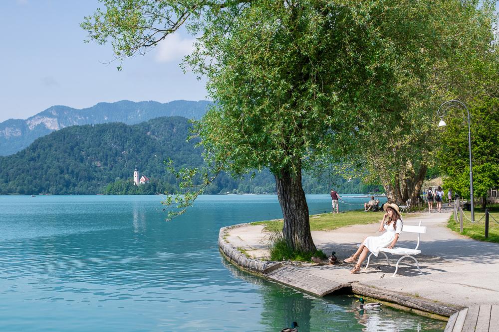 布萊德湖 Lake Bled