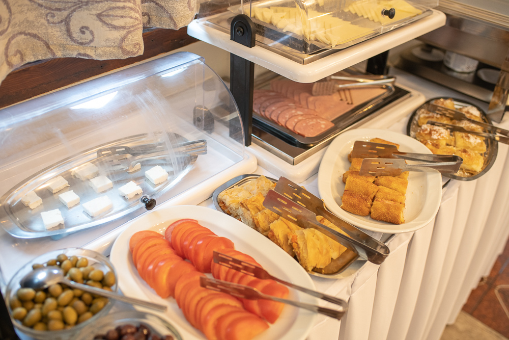 Hotel Galaxy 早餐