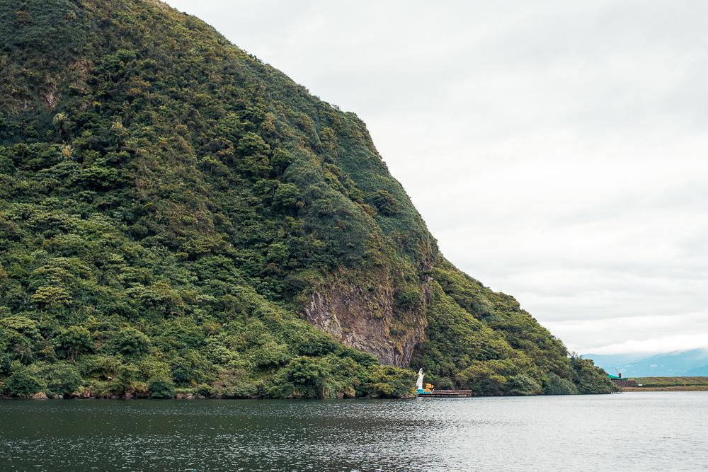 龜山島登島