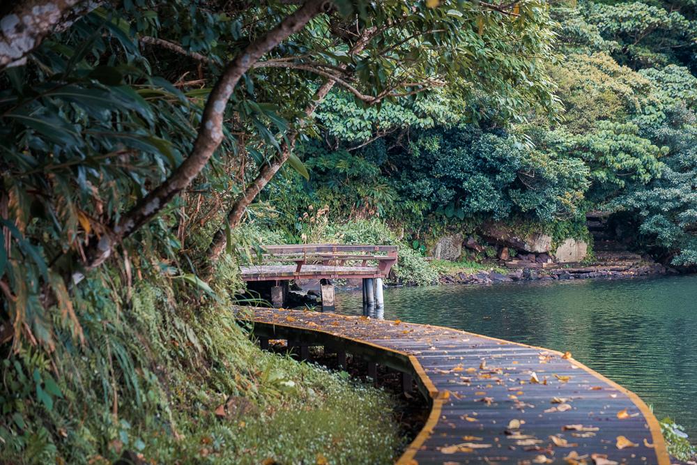 龜山島環湖步道