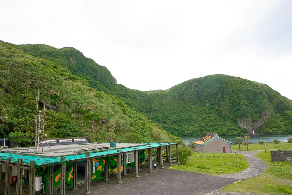 龜山島睡美人
