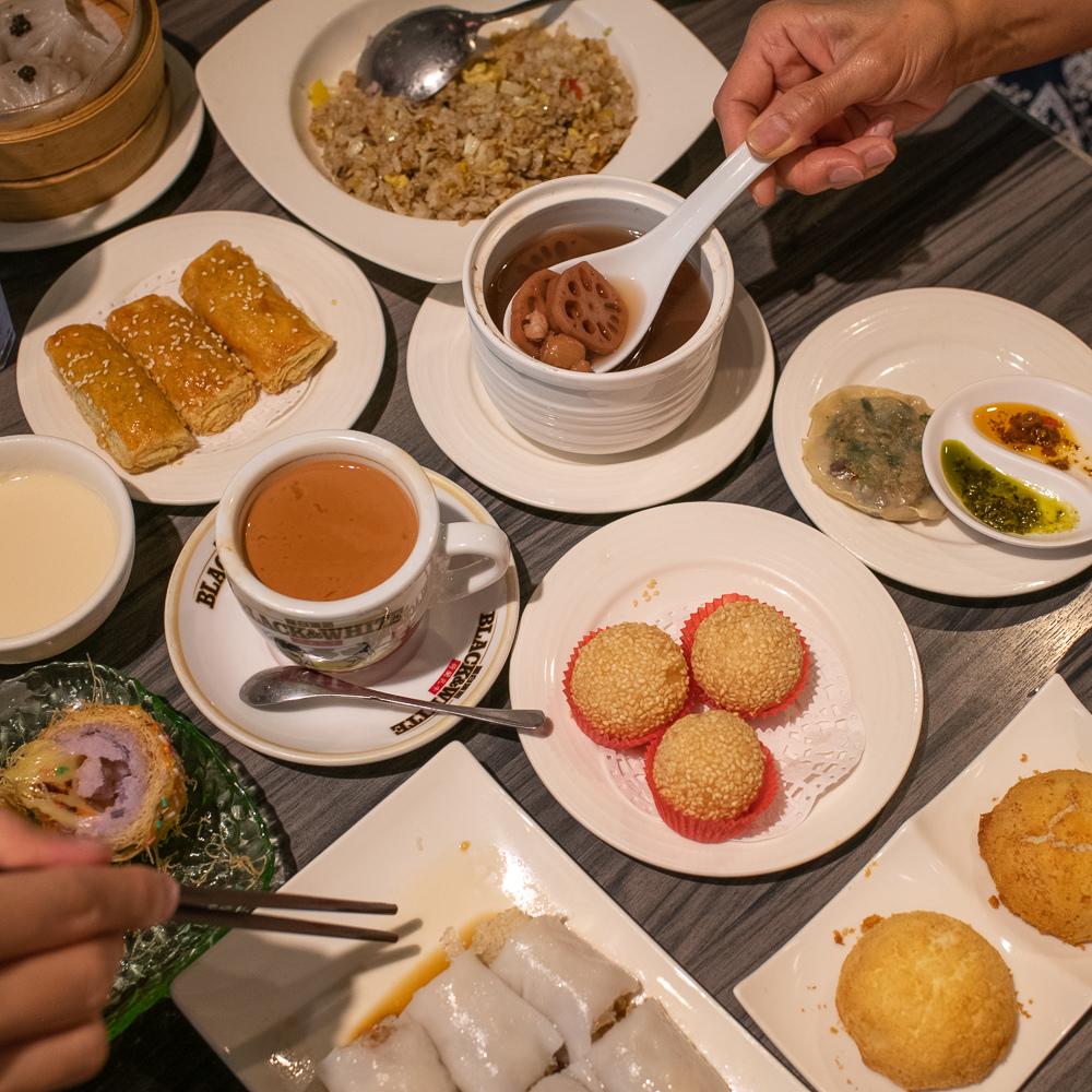 寶達茶餐廳 養生素食館
