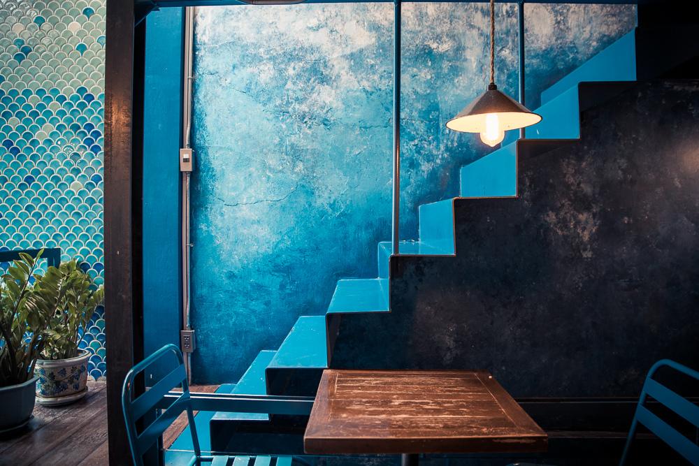 曼谷特色咖啡廳