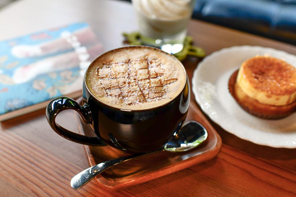 舞森咖啡 焦糖瑪奇朵