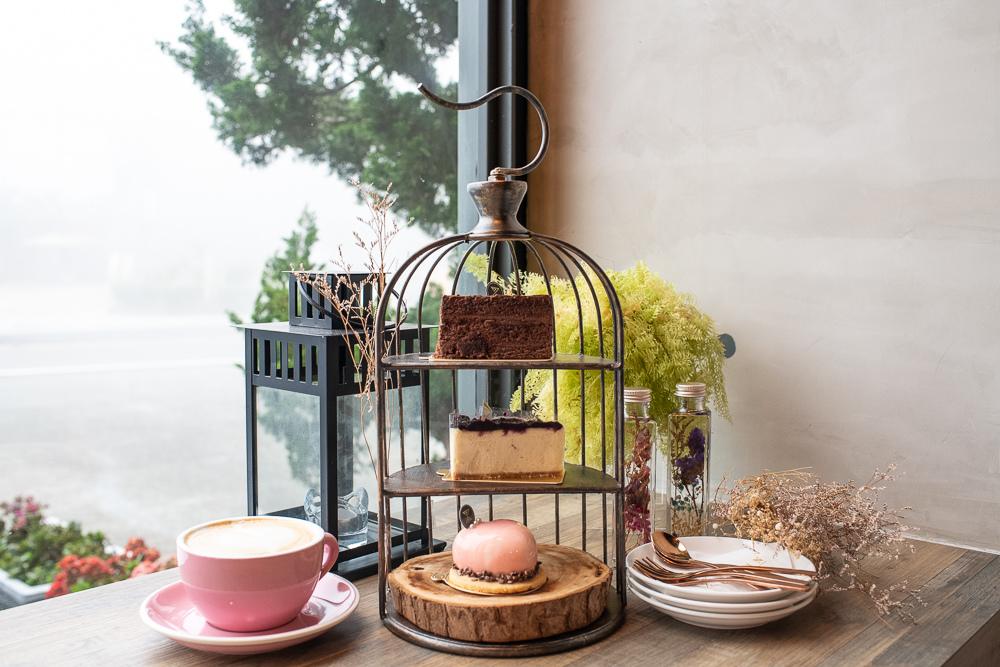 阿里山咖啡廳