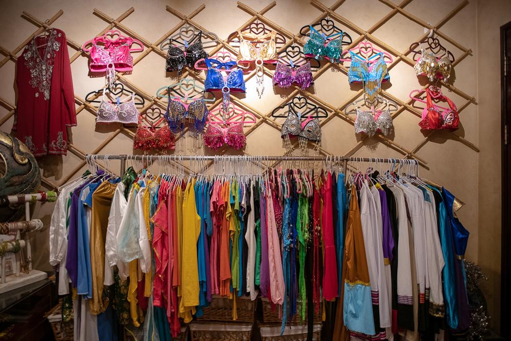 中東服飾體驗