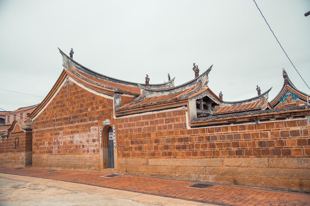 六世前庭房祠堂