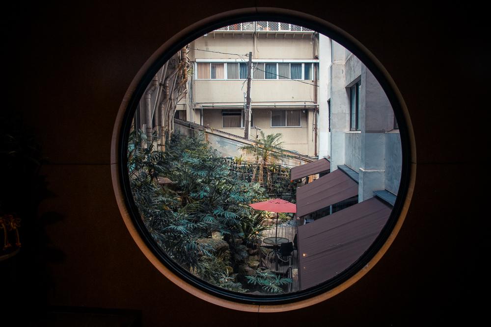 北投日式溫泉飯店