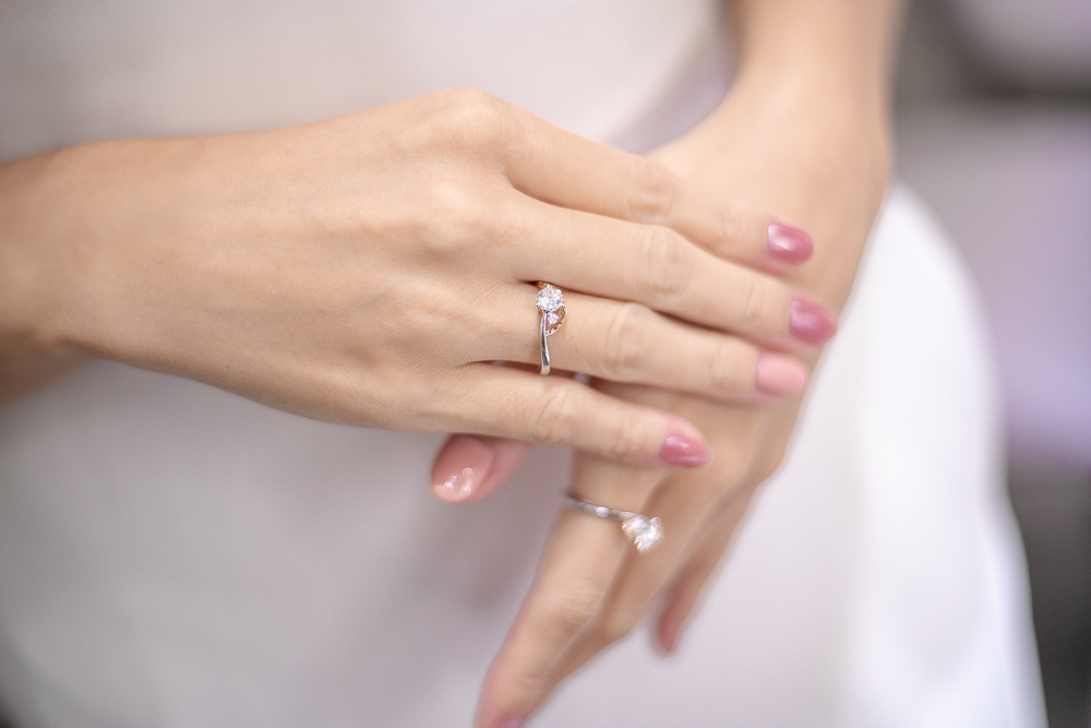 京華鑽石 婚戒