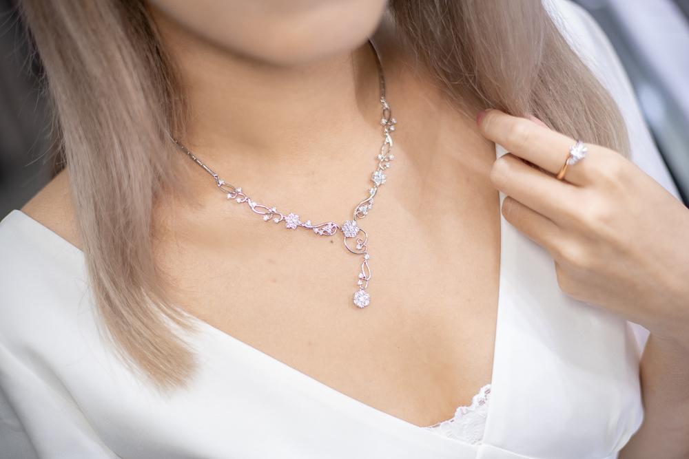 京華鑽石 鑽石項鍊