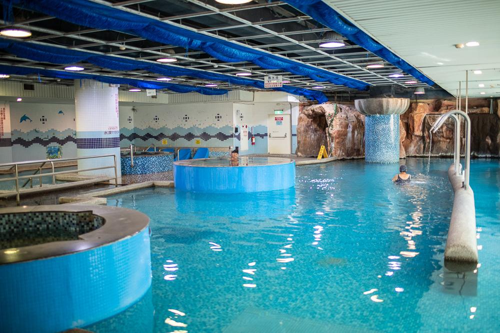 谷關統一渡假村 室內水療SPA
