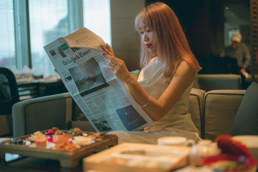 台北晶華酒店早餐