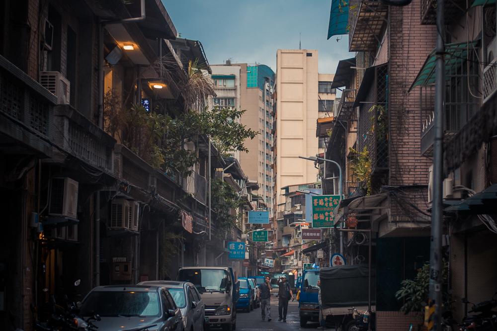 赤峰街一日遊