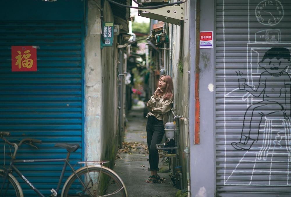 赤峰街散策