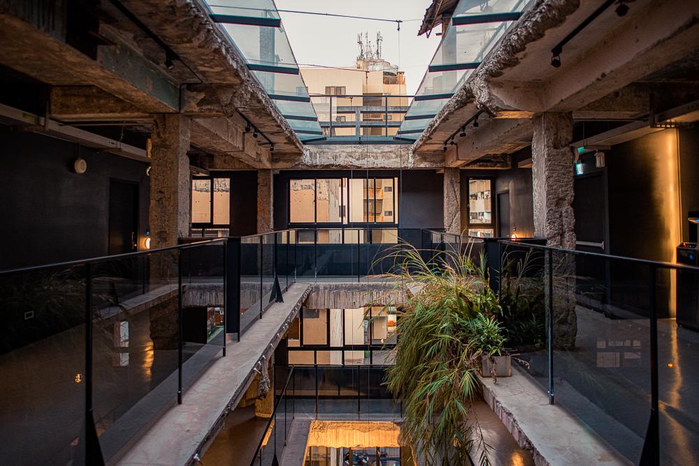 台中工業風飯店