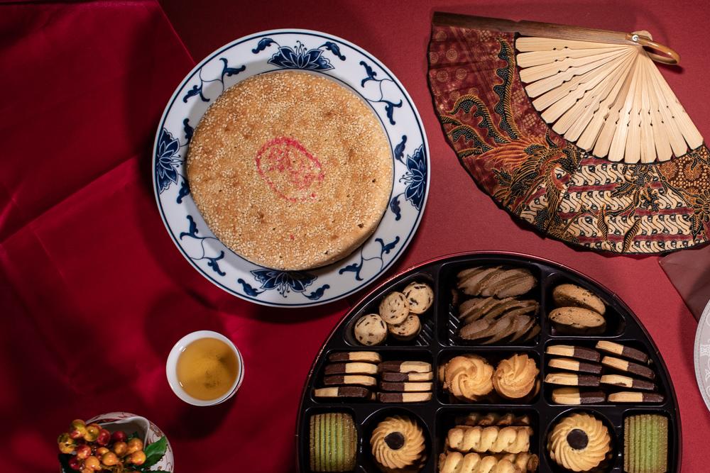 中式喜餅推薦