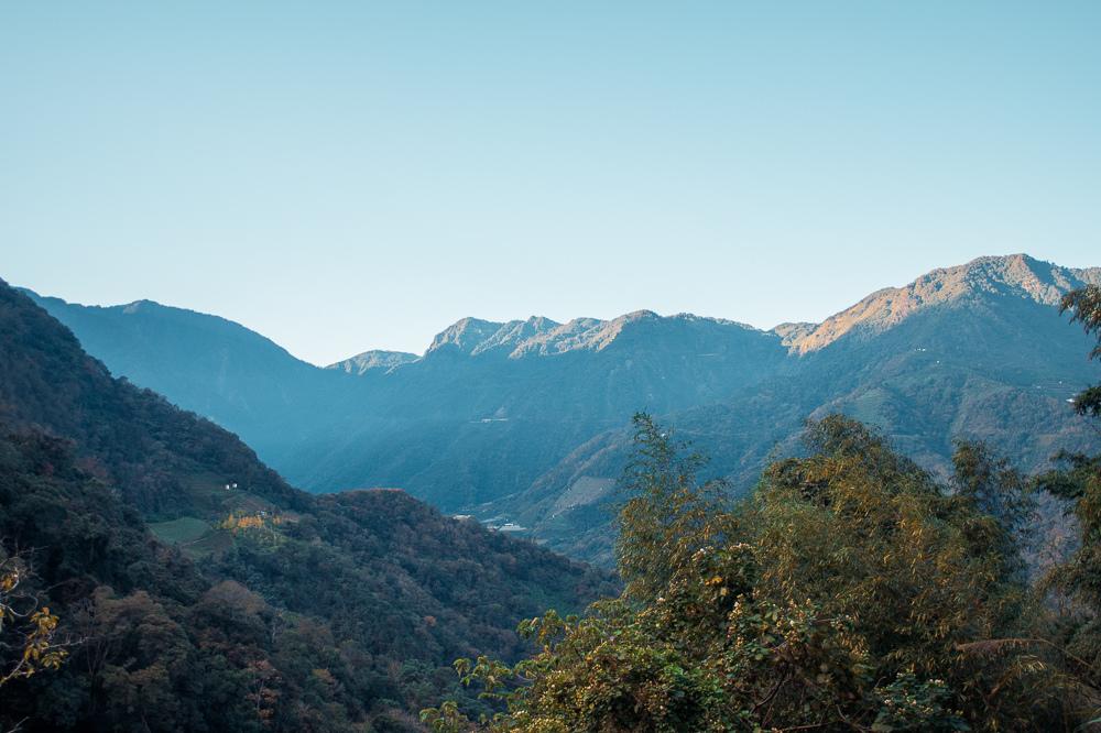 東埔溫泉景點