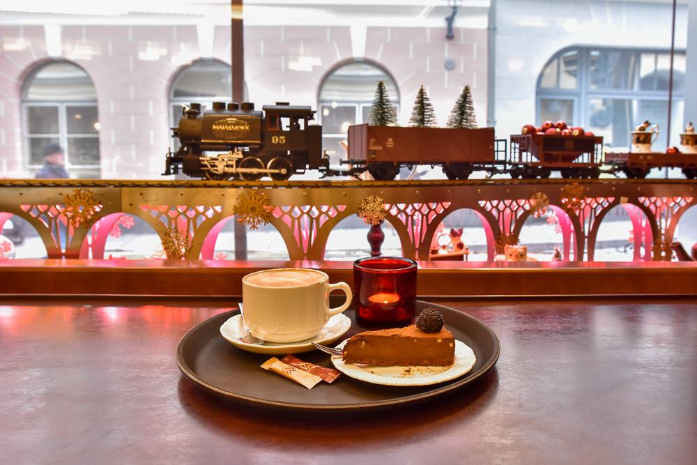 塔林最古老咖啡