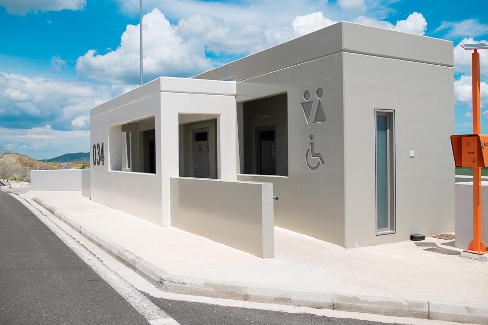 希臘國道公廁