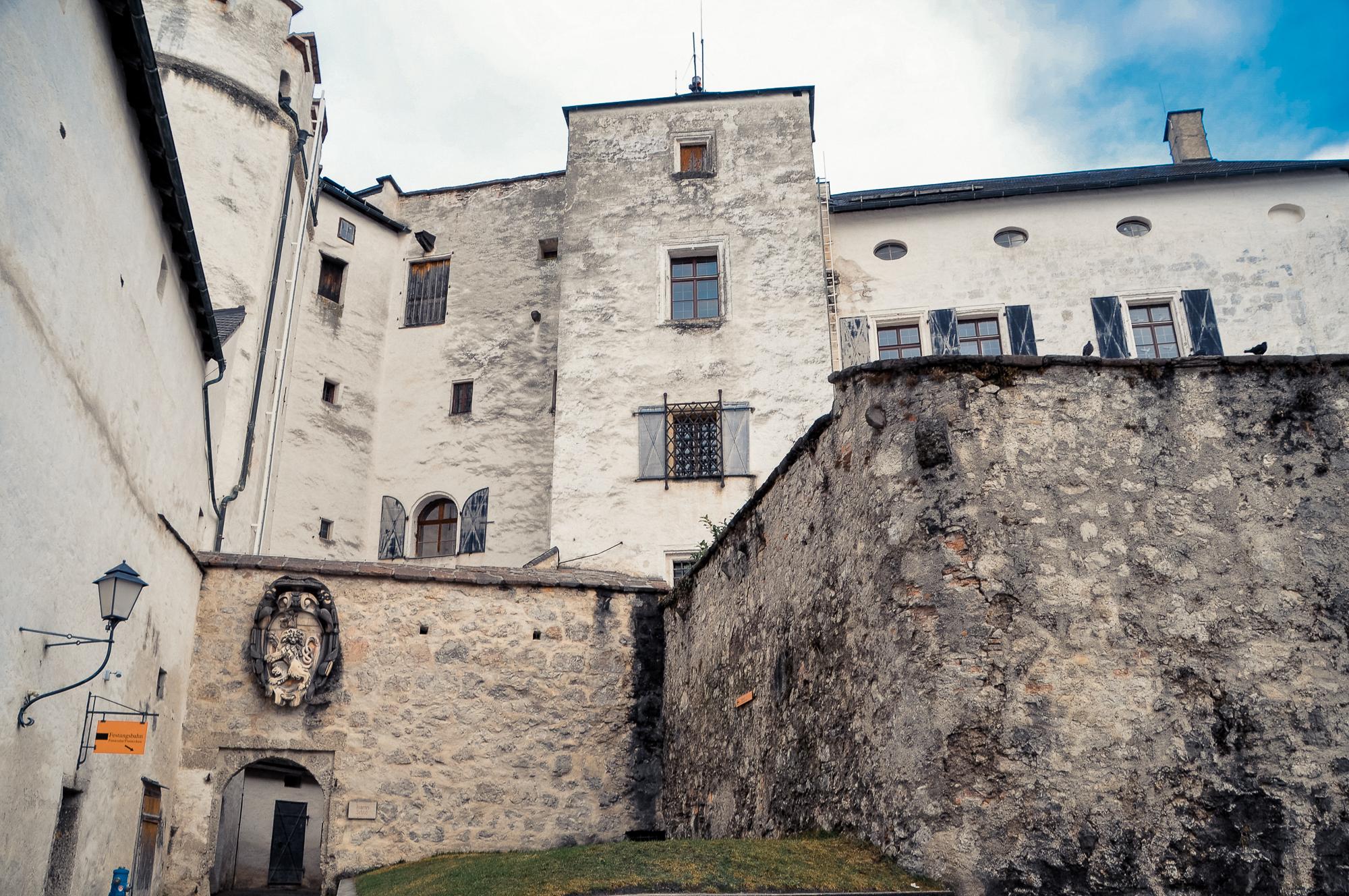薩爾斯堡要塞