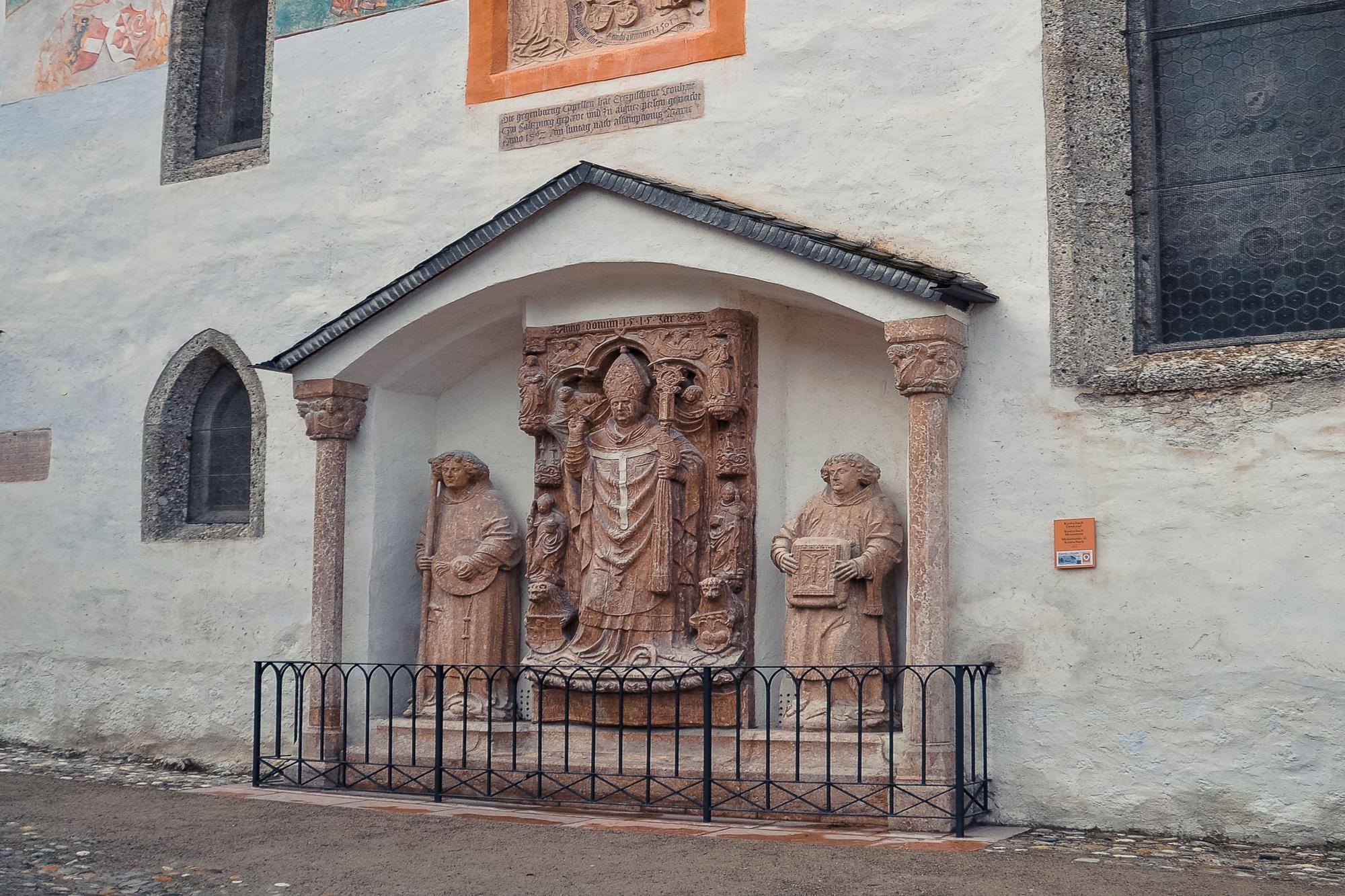 St Georgs Kirche