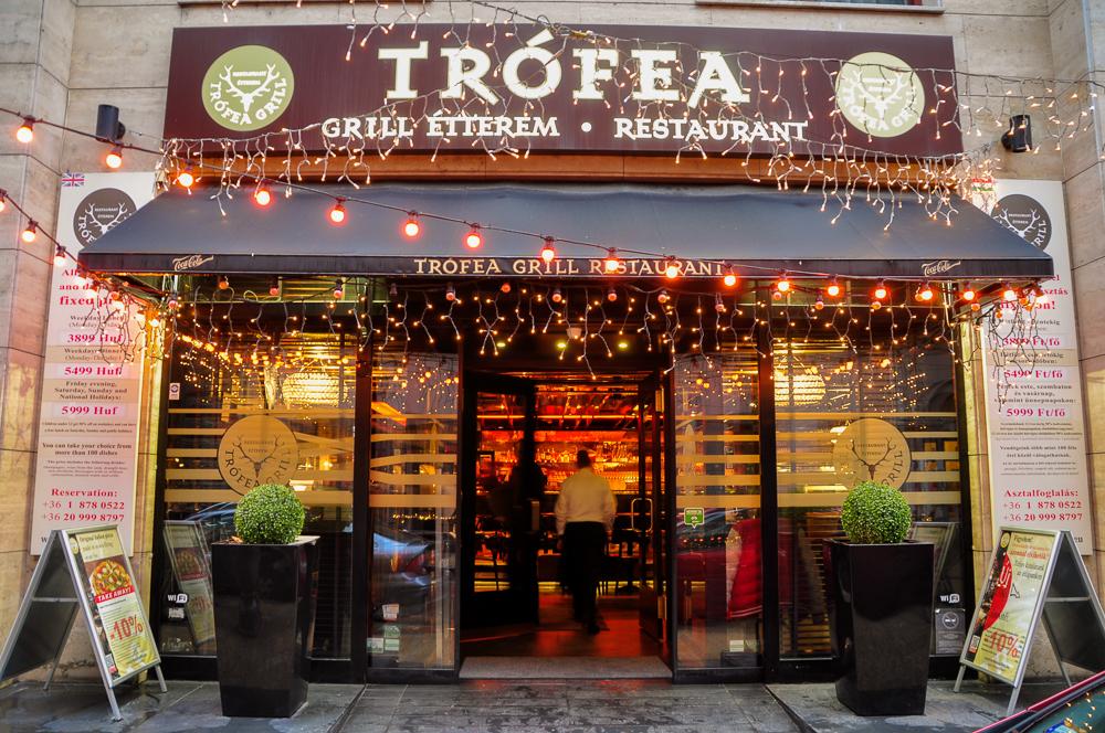 Trófea Grill Restaurant