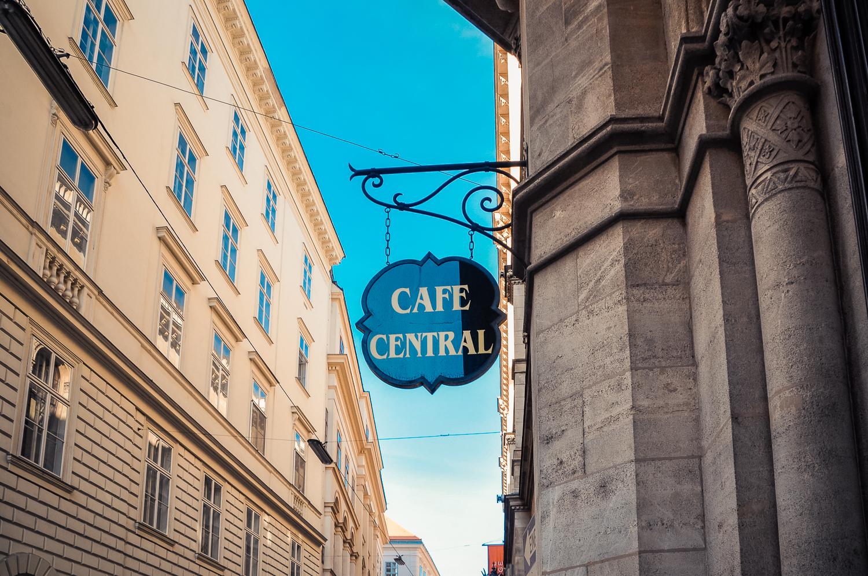 中央咖啡館