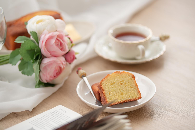 Rain Cafe 經典奢華磅蛋糕