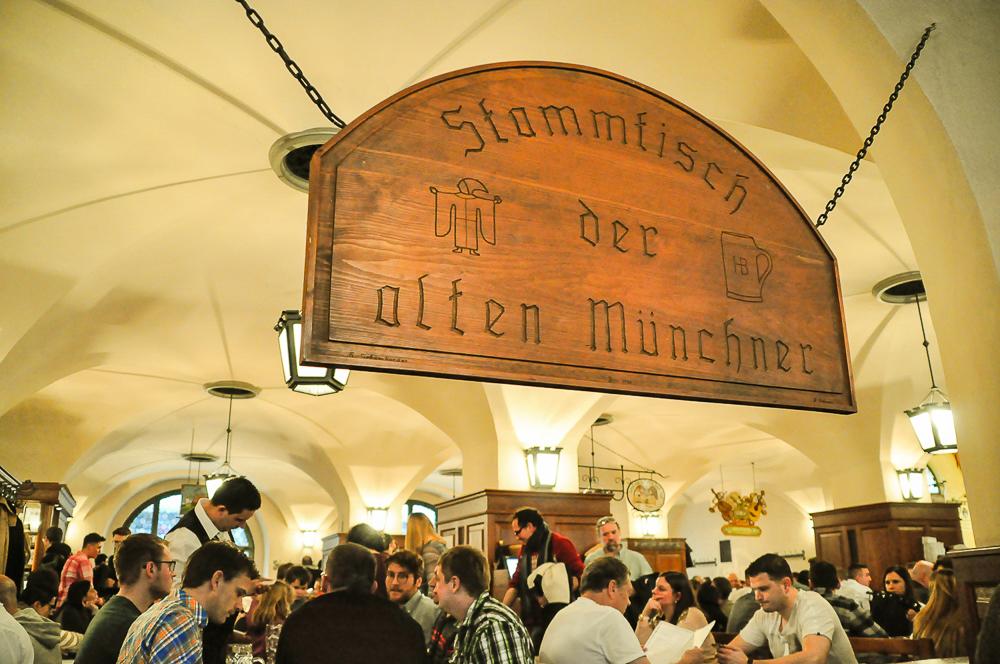 慕尼黑美食