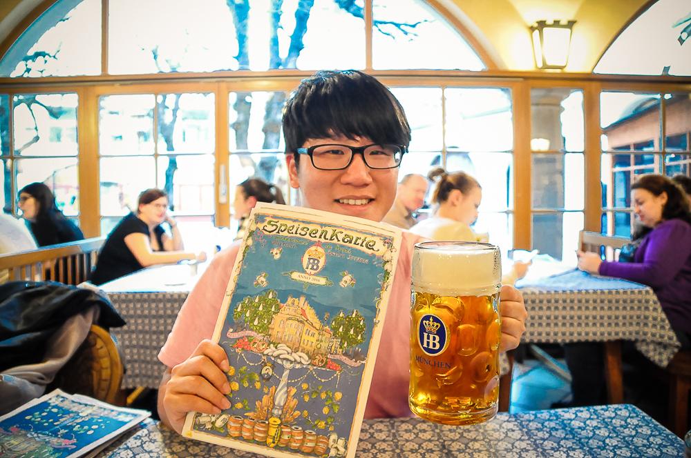 慕尼黑 皇家啤酒屋