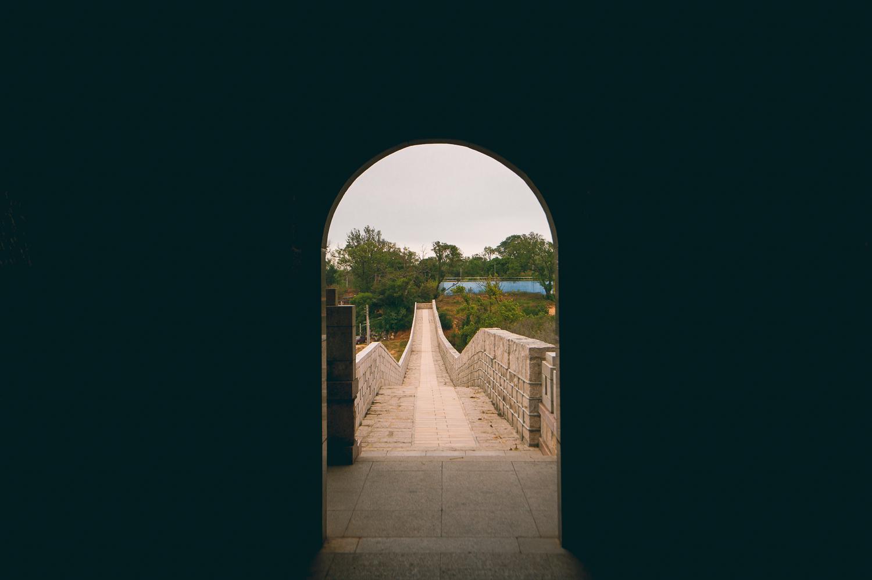 金門城北門