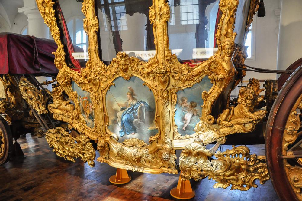 路德維希二世的黃金馬車